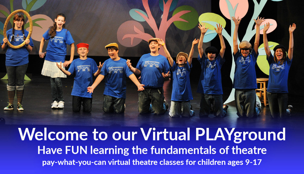 Welcome to our Virtual PLAYground!