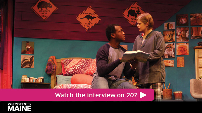 I and You on WCSH 207