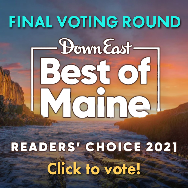 Down East Best of Maine - Final Voting