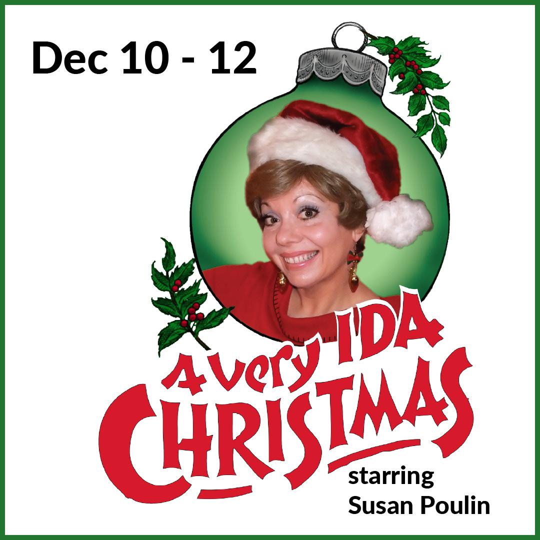 A Very Ida Christmas | Dec 10-12, 2021