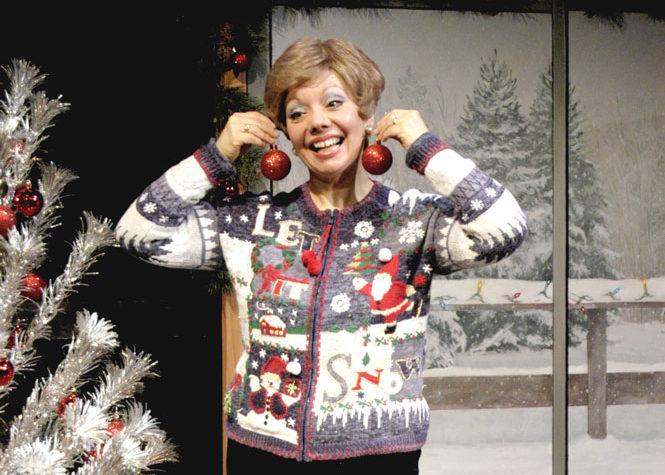 Susan Poulin in A Very Ida Christmas