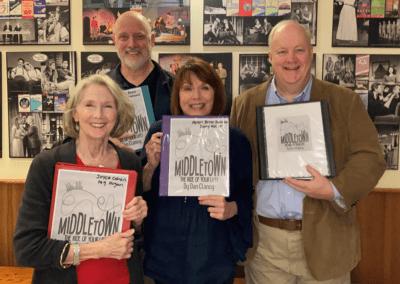 Joyce Cohen, Douglas Rees, Allison Briner Dardenne, Craig Bockhorn