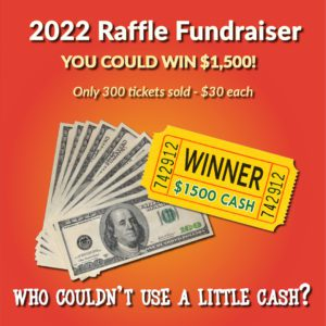 2022 Raffle Fundraiser